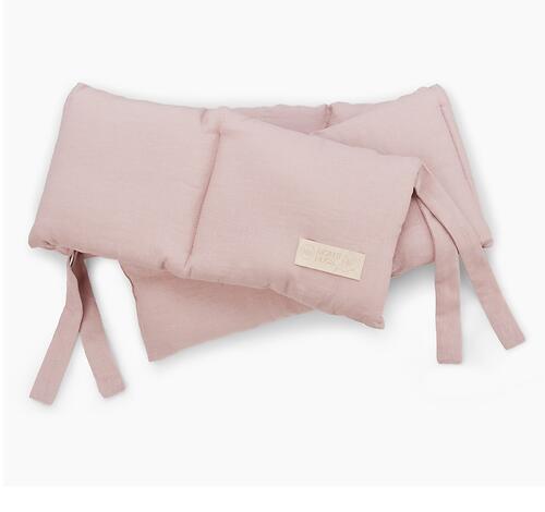 Бортик в кроватку Happy Baby 87530 Pink (4)