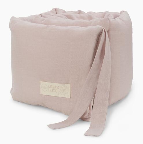 Бортик в кроватку Happy Baby 87530 Pink (5)