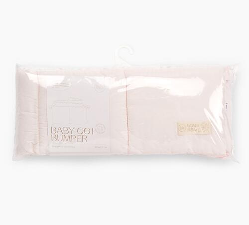 Бортик в кроватку Happy Baby 87534 Pink (6)