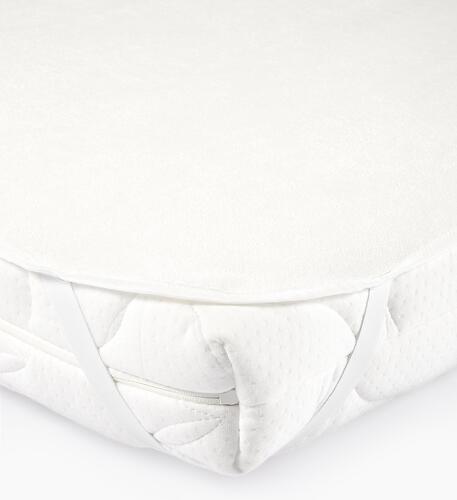 Наматрасник детский Happy Baby 100x70 см 87519 White (7)