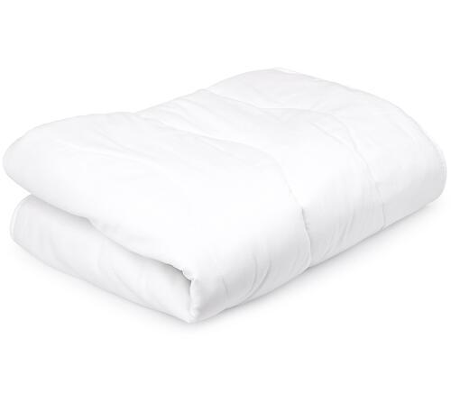 Одеяло детское Happy Baby 140х110 см Белое (4)