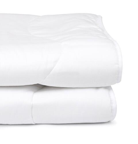 Одеяло детское Happy Baby 140х110 см Белое (5)