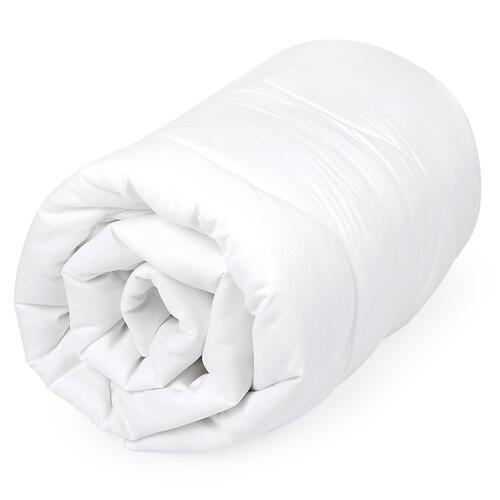 Одеяло детское Happy Baby 140х110 см Белое (6)