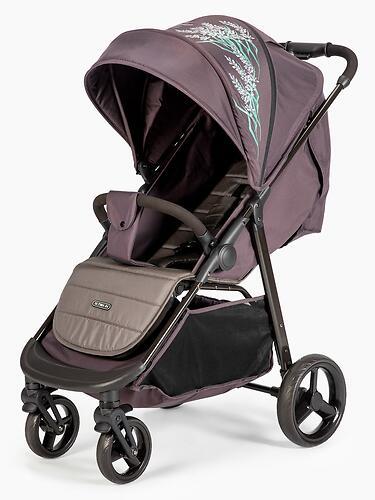 Коляска Happy Baby Ultima V2 X4 Lavender (10)