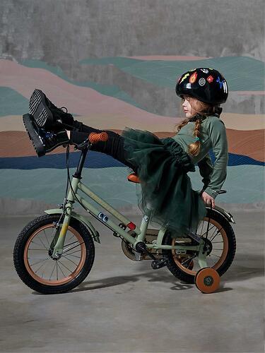 Велосипед Happy Baby VOYAGE 50024 Black (23)