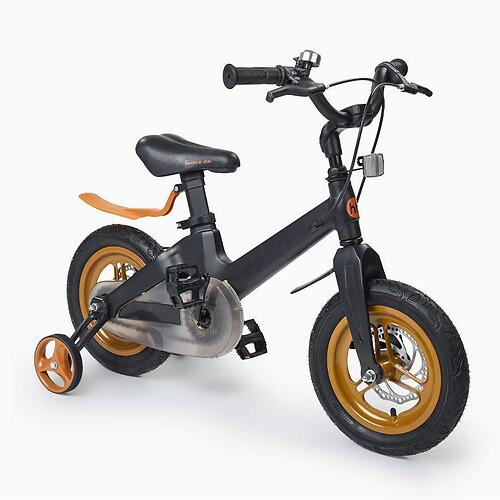 Велосипед Happy Baby TOURISTER 50025 Black (10)