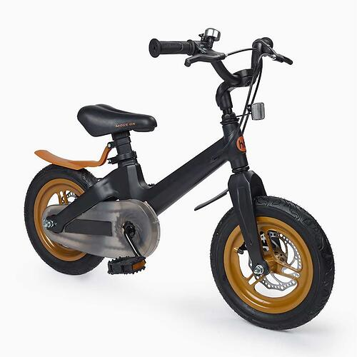 Велосипед Happy Baby TOURISTER 50025 Black (11)