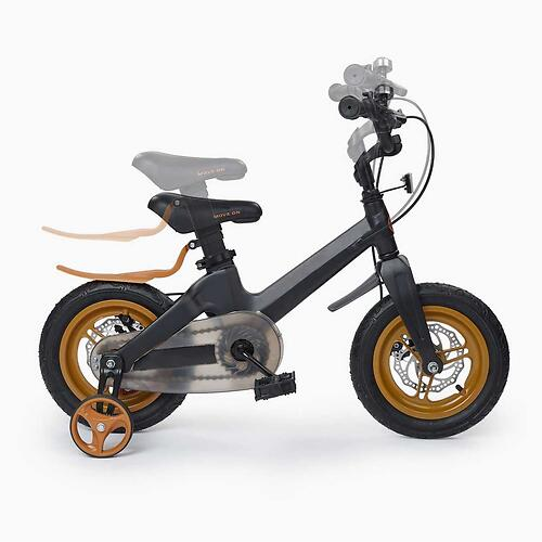 Велосипед Happy Baby TOURISTER 50025 Black (12)