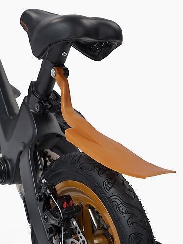 Велосипед Happy Baby TOURISTER 50025 Black (14)