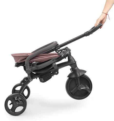 Уценка! Велосипед Happy Baby Mercury Beige (20)