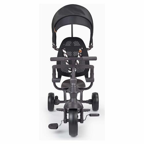 Велосипед Happy Baby Mercury Black (21)