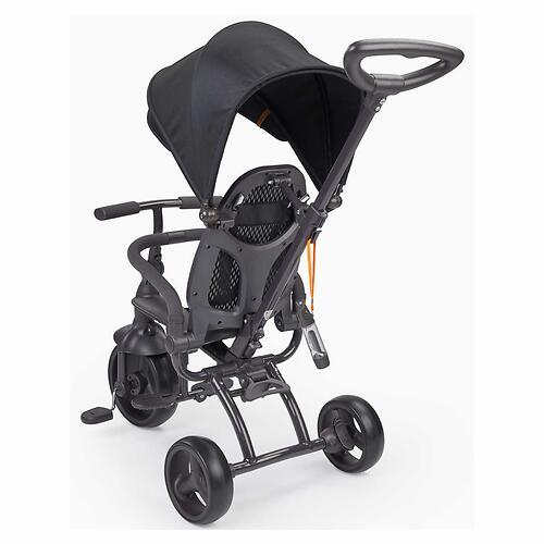 Велосипед Happy Baby Mercury Black (22)