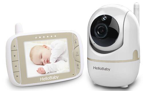 Видеоняня HelloBaby HB65 (3)