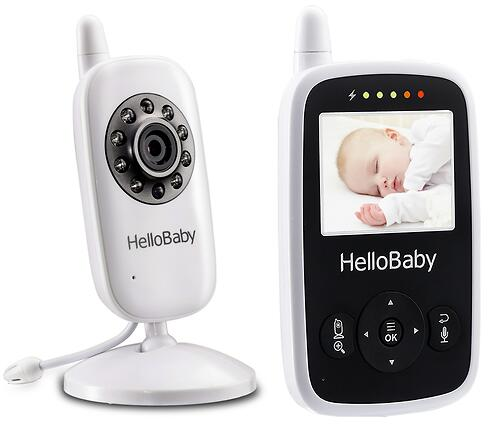 Видеоняня HelloBaby HB24 (4)