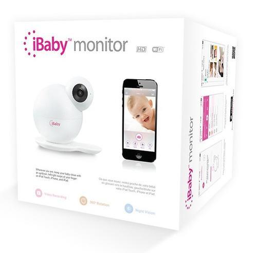 Видеоняня iBaby Monitor M6 (13)