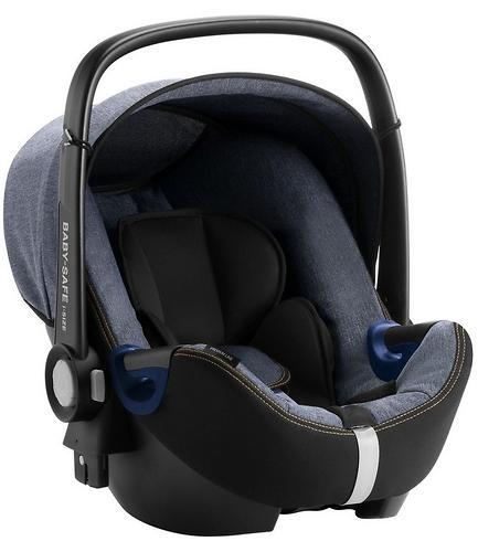 Автокресло Britax Römer Baby-Safe² i-Size Blue Marble (8)
