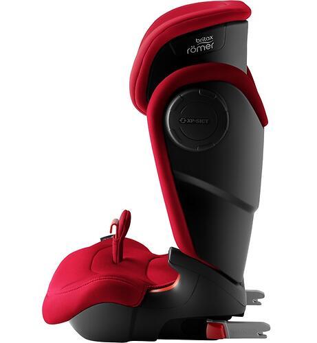 Автокресло Britax Römer Kidfix III S Fire Red (11)