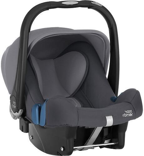 Автокресло Britax Römer Baby-Safe Plus SHR II Storm Grey (7)