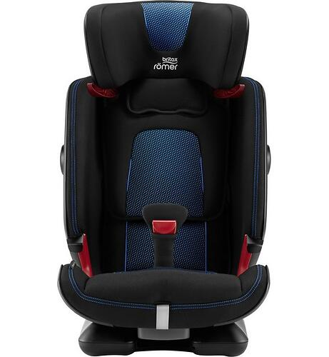Автокресло Britax Römer Advansafix IV R Cool Flow - Blue Special Highline (15)