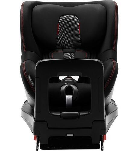 Автокресло Britax Römer Dualfix M i-Size Cool Flow - Black (11)