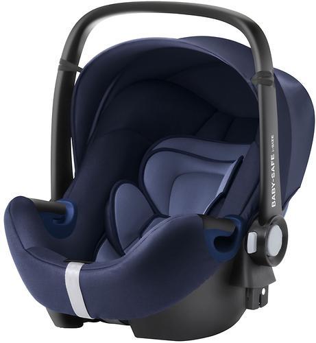 Автокресло Britax Römer Baby-Safe² i-Size + база Flex Moonlight Blue (10)