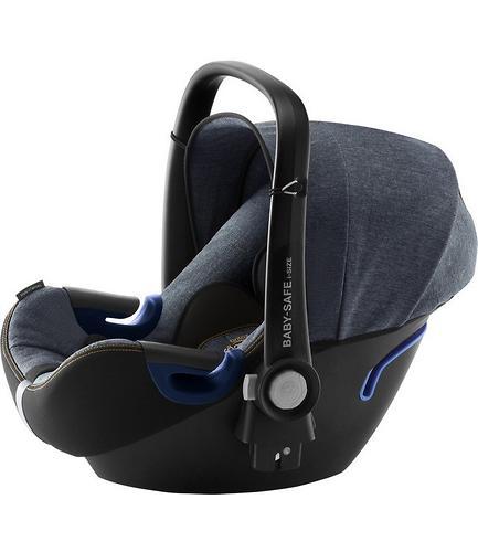 Автокресло Britax Römer Baby-Safe² i-Size Blue Marble (11)