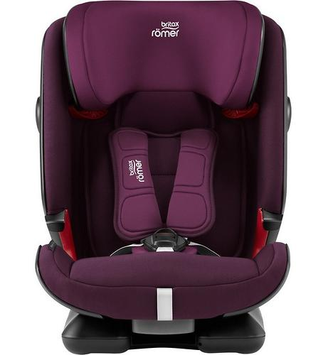 Автокресло Britax Römer Advansafix IV R Burgundy Red (14)