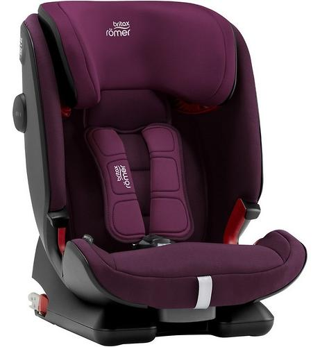 Автокресло Britax Römer Advansafix IV R Burgundy Red (15)