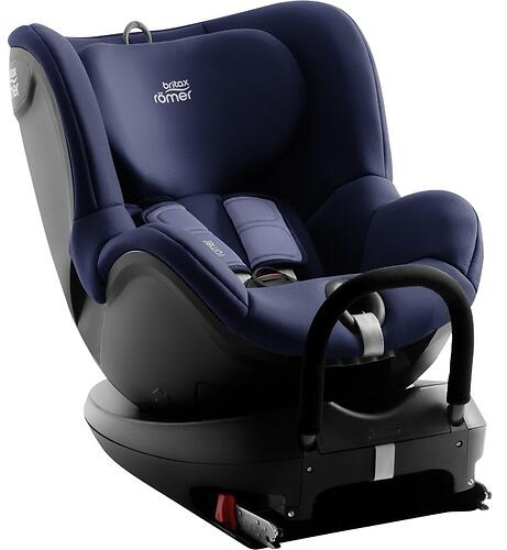 Автокресло Britax Römer Dualfix2 R Moonlight Blue (9)