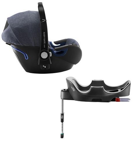 Автокресло Britax Römer Baby-Safe² i-Size + база Flex Blue Marble (1)