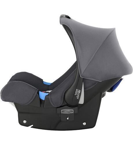 Автокресло Britax Römer Baby-Safe Storm Grey (7)
