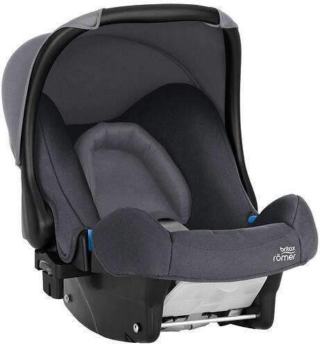 Автокресло Britax Römer Baby-Safe Storm Grey (6)