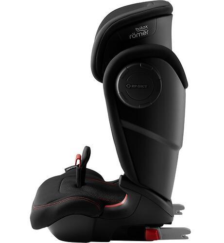 Автокресло Britax Römer Kidfix III S Cool Flow Black (11)