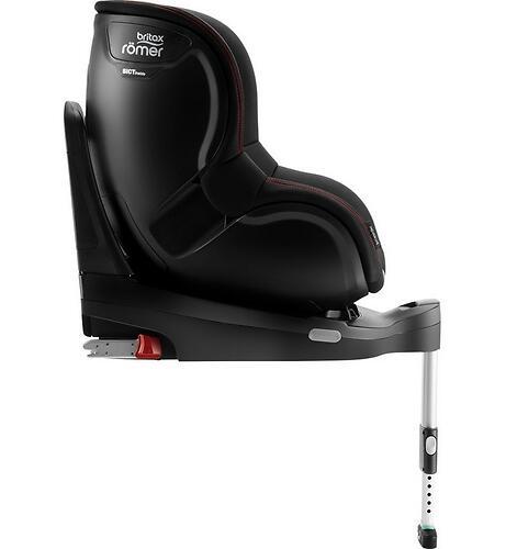 Автокресло Britax Römer Dualfix M i-Size Cool Flow - Black (16)