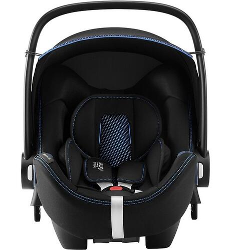 Автокресло Britax Romer Baby-Safe² i-Size + база FLEX Cool Flow - Blue (8)