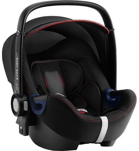 Автокресло Britax Römer Baby-Safe² i-Size Cool Flow - Black (7)
