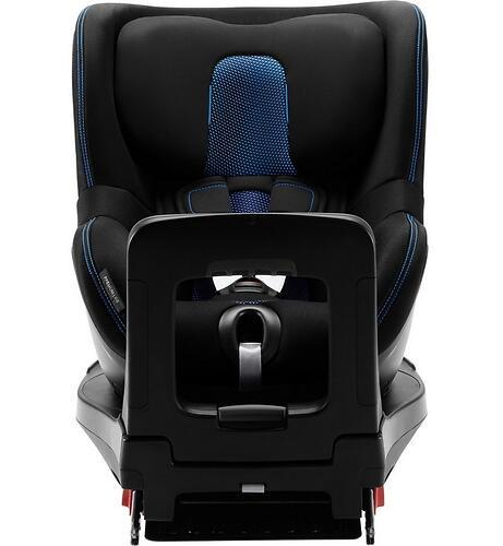 Автокресло Britax Römer Dualfix M i-Size Cool Flow - Blue Special Highline (11)