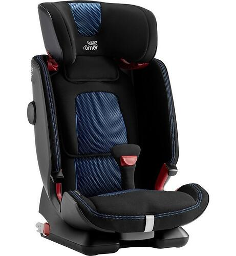Автокресло Britax Römer Advansafix IV R Cool Flow - Blue Special Highline (14)