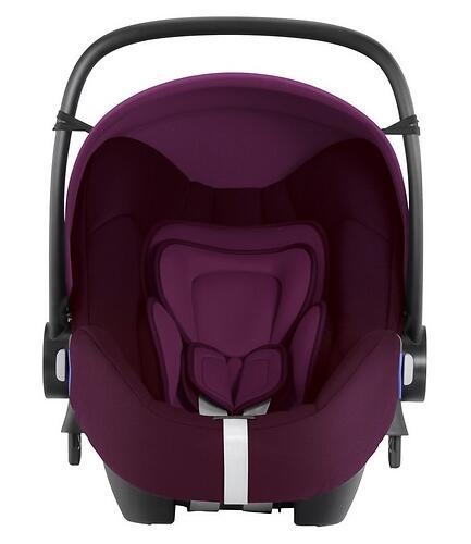 Автокресло Britax Römer Baby-Safe² i-Size Burgundy Red (12)