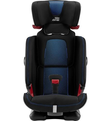 Автокресло Britax Römer Advansafix IV R Cool Flow - Blue Special Highline (16)