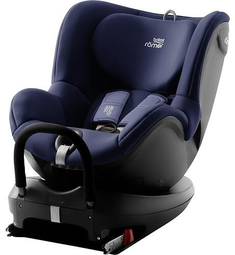 Автокресло Britax Römer Dualfix2 R Moonlight Blue (8)