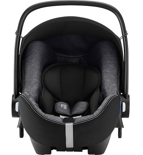 Автокресло Britax Römer Baby-Safe² i-Size + база FLEX Graphite Marble (9)