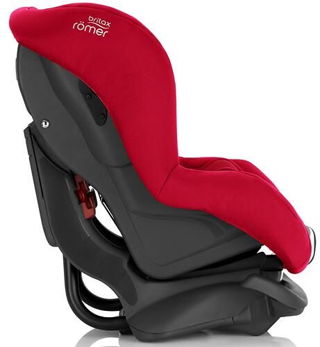 Автокресло Britax Römer First Class Plus Storm Grey Trendline (5)