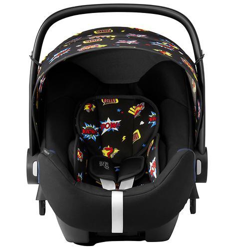 Автокресло Britax Römer Baby-Safe² i-Size + база Flex Comic Fun (10)