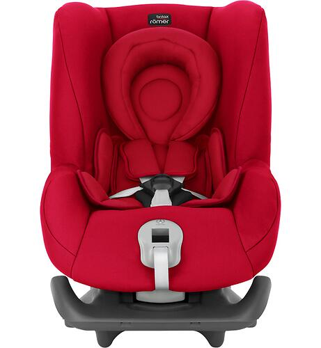 Автокресло Britax Römer First Class Plus Storm Grey Trendline (6)