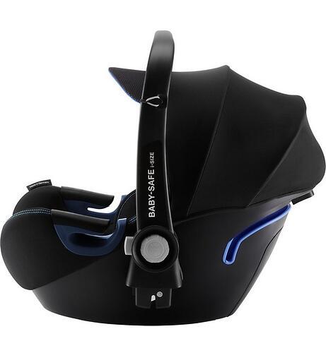 Автокресло Britax Römer Baby-Safe² i-Size Cool Flow - Blue (9)