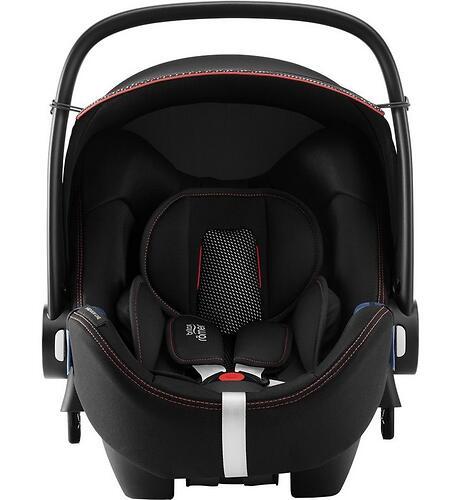 Автокресло Britax Römer Baby-Safe² i-Size + база FLEX Cool Flow - Black (8)