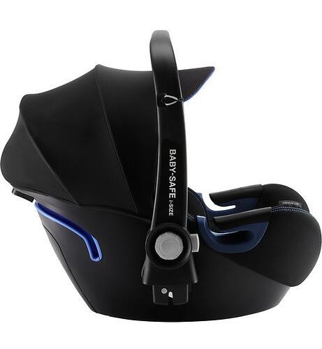 Автокресло Britax Römer Baby-Safe² i-Size Cool Flow - Blue (10)