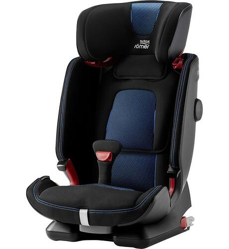 Автокресло Britax Römer Advansafix IV R Cool Flow - Blue Special Highline (13)