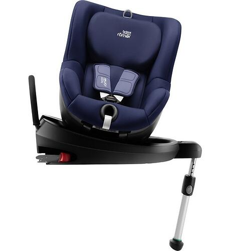 Автокресло Britax Römer Dualfix2 R Moonlight Blue (11)